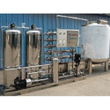 Stainless Steel Industrial Reverse Osmosis Plant