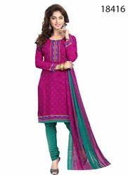 ab27254f24 Ladies Cotton Suit in Surat, लेडीज कॉटन सूट , सूरत ...