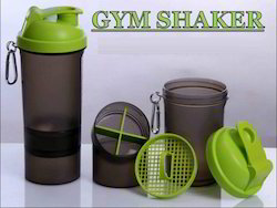 Protein Compartment Gym Shaker