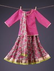 Exclusive Kids Lehenga