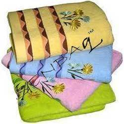 Embroidered Bath Towel Manufacturers Suppliers Amp Exporters