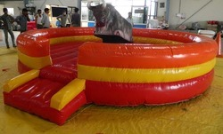 Mechanical Bull Ride Inflatable