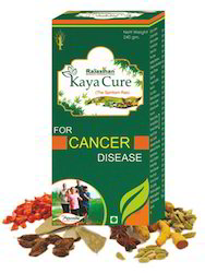 Kaya Cure For cancer