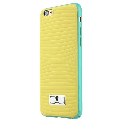 06342b6d9a7afe Baseus Back Cover Case For Apple iPhone 6 Plus-Yellow at Rs 599 ...