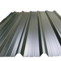 Aluminium Silver Profile Roofing Sheet