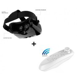 RoboTouch VR Lite(New) VR Headset - 100-120 Degree FOV with