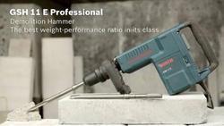 GSH 11E Demolition Hammer