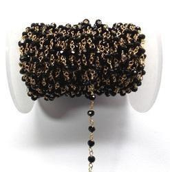 Black Onyx Chain