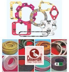 Champion Jointing Sheets and Gland Packings