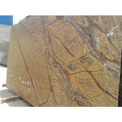 Rain Forest Brown Polished Marble Stone