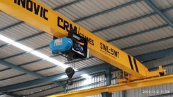 Underslung Multispan Crane