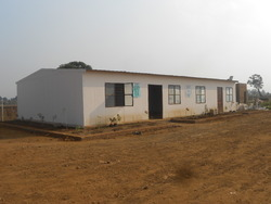 Prefabricated Community Centre