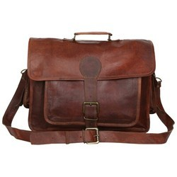 Genuine Leather Mac Book Messenger Bag MESS121