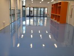 Water Based Epoxy Floor Coating Services
