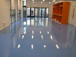 Water Based Epoxy Floor Coating Services