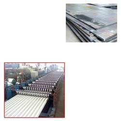 MS Profile Sheet for Forming Machine