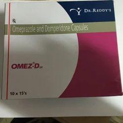 Omeprazole And Domperidone Capsules