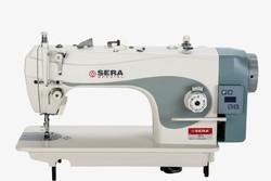 Single Needle Lockstitch Direct Drive Sewing Machine