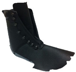 Safety Boot Upper Full Grain