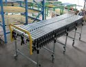 Flexible Screw Conveyor, Capacity: 50 Kg