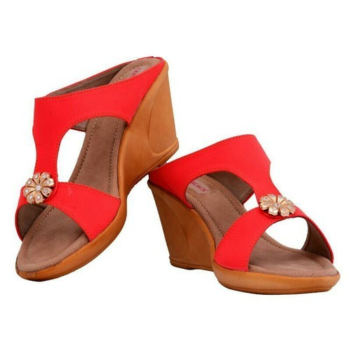 fee3d9143d5758 Ladies Fashionable Heel Sandals at Rs 250  pair