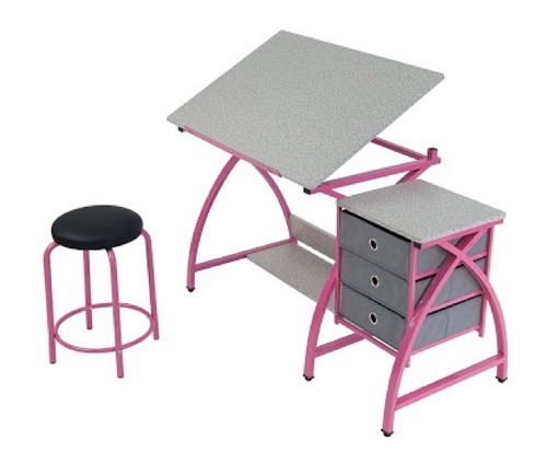 Engineering Students Drafting Drawing Table Set., Drawing Table ...