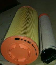 Paper Heavy Vehicle JCB Filter, For Backholoader