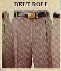 Pant Belt Roll 37 Mm Thick