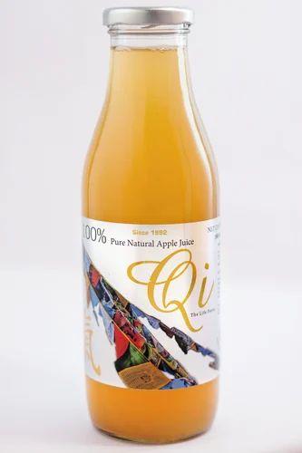Qi 100 Natural Apple Juice