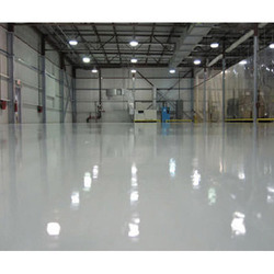 Epoxy Floor Coating Services