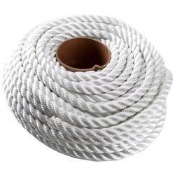 White Resham Rope
