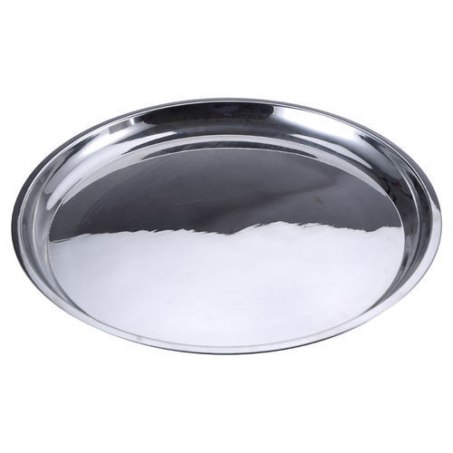 stainless steel dinner plate at rs 150 kilogram stainless steel dinner plate id 13083243748. Black Bedroom Furniture Sets. Home Design Ideas