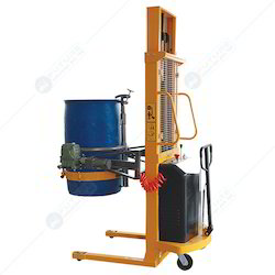 FIE-235 Electric Drum Rotator with Battery Power Drum Lift