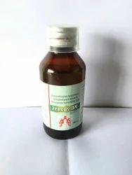 Dextromethorphan HBR 10 MG Chlorpheniramine Maleate Syrup