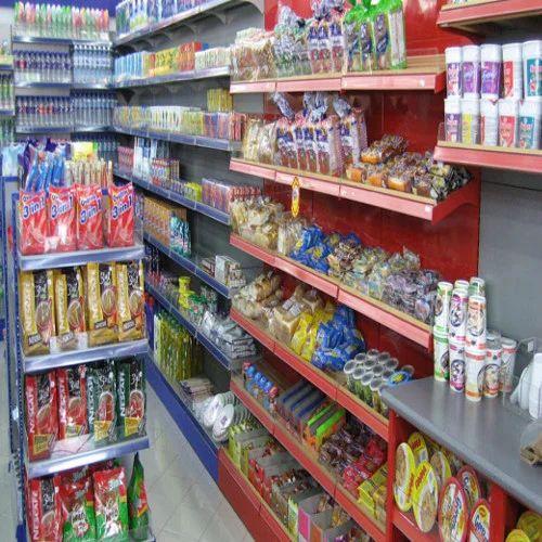 Slotted Angle Rack Manufacturers Supermarket Racks
