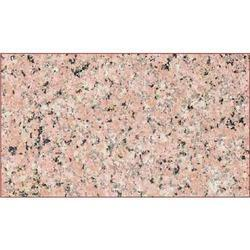 Rosy Pink Granite Stone, Thickness: 15-20 mm