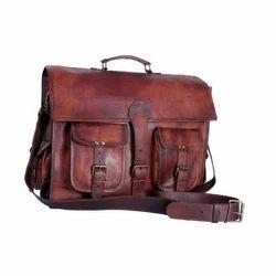 Men's Leather Corporate Bag