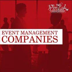 Event Management Companies Service
