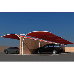 Structural Design of Parking Sheds
