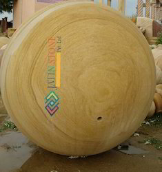 Stone Spheres in Teakwood Sandstone