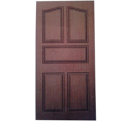 Attrayant 5 Panel Wooden Door