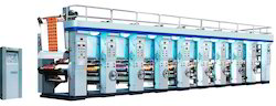 Pharma Foil Printing Machines