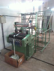 Zipper Tape Making Machine