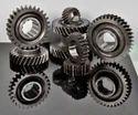Black Transmission Gears