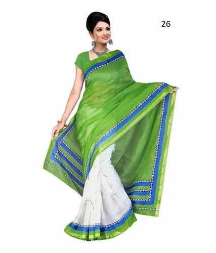 7ff6dda29ef Daily Wear Silk Saree at Rs 700  piece
