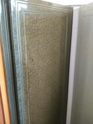 Pvc Coated Flush Door