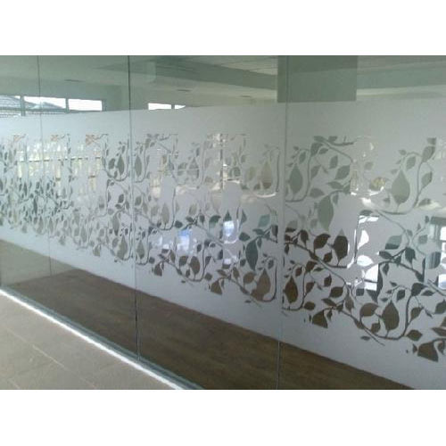 Frosted Glass Door Film At Rs 60 Square Feet Paharganj New