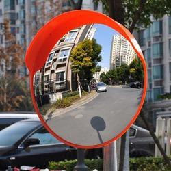 Traffic Safety Convex Mirror 24 Inches