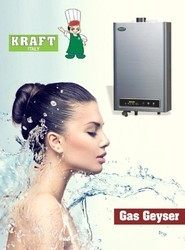 20 Liter Electric Gas Geyser