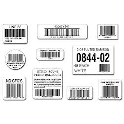 Barcode Printing Service, For Standardised
